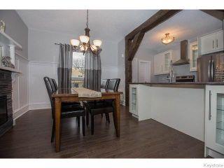 Photo 7: 757 Ashburn Street in WINNIPEG: West End / Wolseley Residential for sale (West Winnipeg)  : MLS®# 1527184