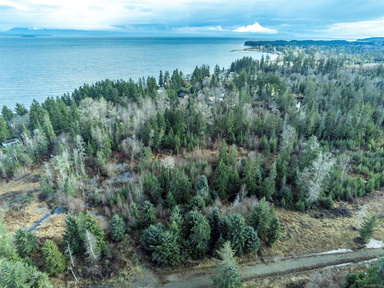 Main Photo: Lot B S Island Hwy in Campbell River: CR Campbell River South Land for sale : MLS®# 887125