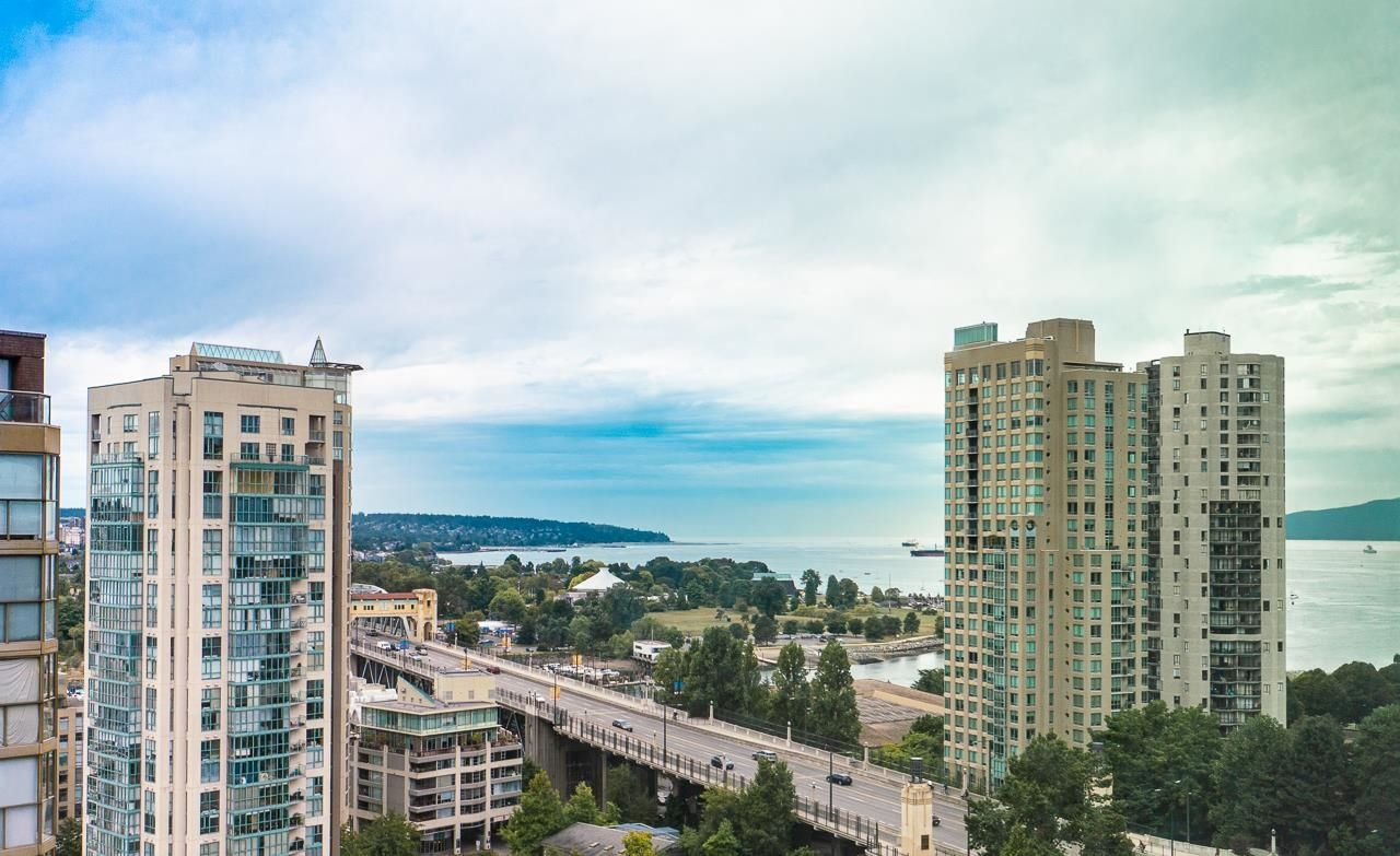 Main Photo: 1402 889 PACIFIC Street in Vancouver: Downtown VW Condo for sale (Vancouver West)  : MLS®# R2614566