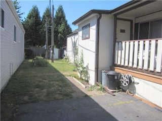Photo 13: 71 21163 LOUGHEED Highway in Maple Ridge: Southwest Maple Ridge Manufactured Home for sale : MLS®# V1132237