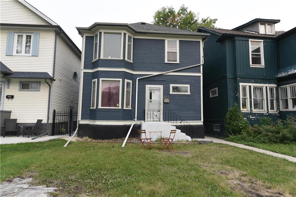 Main Photo: 863 Mulvey Avenue in Winnipeg: Residential for sale (1B)  : MLS®# 202120634