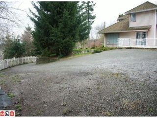 """Photo 8: 29445 SIMPSON Road in Abbotsford: Aberdeen House for sale in """"ROSS & SIMPSON (PEPENBROOK AREA)"""" : MLS®# F1108244"""