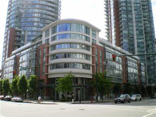 """Photo 1: 515 618 ABBOTT Street in Vancouver: Downtown VW Condo for sale in """"FIRENZE"""" (Vancouver West)  : MLS®# V897387"""