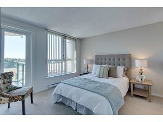 Photo 11: # 901 10 LAGUNA CT in New Westminster: Quay Condo for sale : MLS®# V1075024