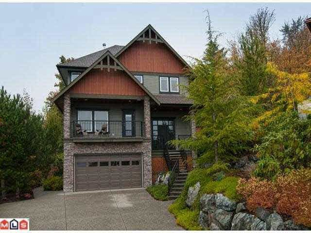 Main Photo: 35738 HAWKSVIEW PLACE in : Abbotsford East House for sale : MLS®# F1225198