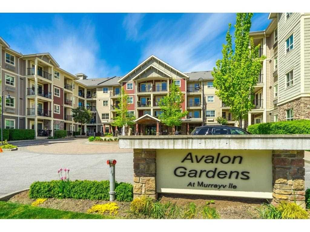 """Main Photo: 310 22323 48 Avenue in Langley: Murrayville Condo for sale in """"Avalon Gardens"""" : MLS®# R2579421"""