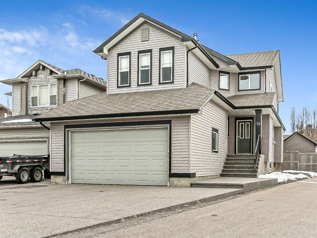 Main Photo: 75 Evansmeade Common NW in Calgary: Evanston Detached for sale : MLS®# A1058218