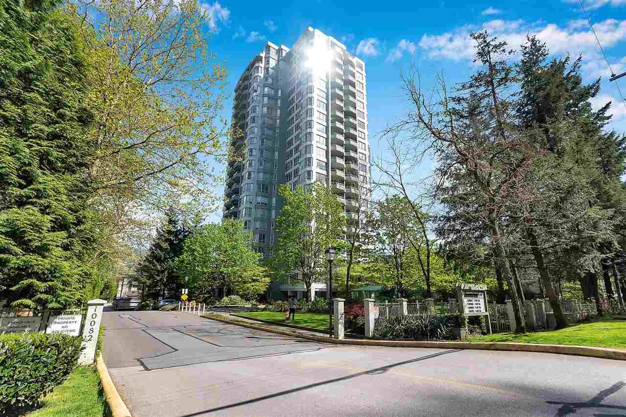 """Main Photo: 1106 10082 148 Street in Surrey: Bear Creek Green Timbers Condo for sale in """"Stanley"""" : MLS®# R2563850"""
