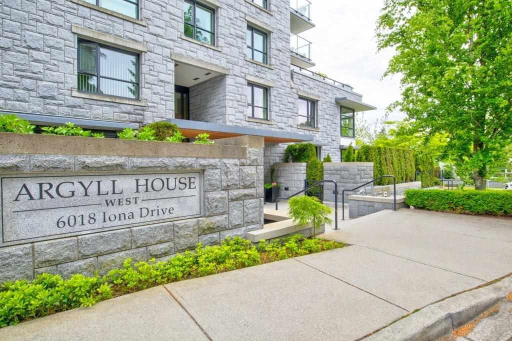 Main Photo: 402 6018 IONA DRIVE in Vancouver: University VW Condo for sale (Vancouver West)  : MLS®# R2587437