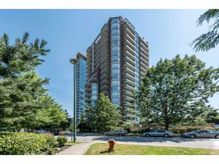 Photo 1: 1702 738 FARROW Street in Coquitlam: Coquitlam West Condo for sale : MLS®# R2250750