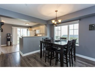 """Photo 8: 40 20560 66 Avenue in Langley: Willoughby Heights Townhouse for sale in """"AMBERLEIGH II"""" : MLS®# R2134449"""