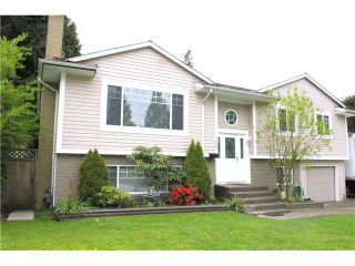 """Photo 1: 1366 LARKSPUR Drive in Port Coquitlam: Birchland Manor House for sale in """"BIRCHLAND"""" : MLS®# V939474"""