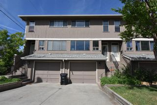 Photo 1: 5 903 67 Avenue SW in Calgary: Kingsland Row/Townhouse for sale : MLS®# A1115343