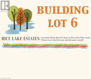 Photo 2: LOT 6 SULLY Road in Hamilton Twp: Vacant Land for sale : MLS®# 40139204