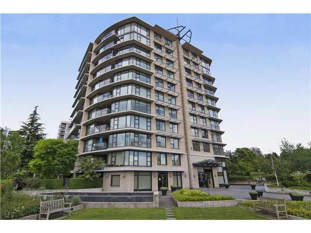"""Main Photo: 801 683 W VICTORIA Park in North Vancouver: Lower Lonsdale Condo for sale in """"The Mira"""" : MLS®# V1066557"""