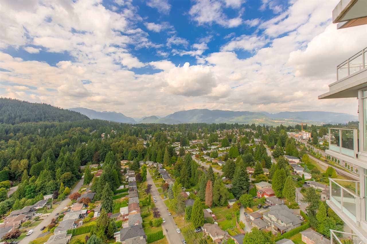 """Photo 6: Photos: 2603 520 COMO LAKE Avenue in Coquitlam: Coquitlam West Condo for sale in """"THE CROWN"""" : MLS®# R2483945"""