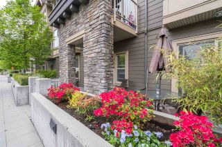 "Photo 2: 104 2110 ROWLAND Street in Port Coquitlam: Central Pt Coquitlam Townhouse for sale in ""AVIVA ON THE PARK"" : MLS®# R2168071"
