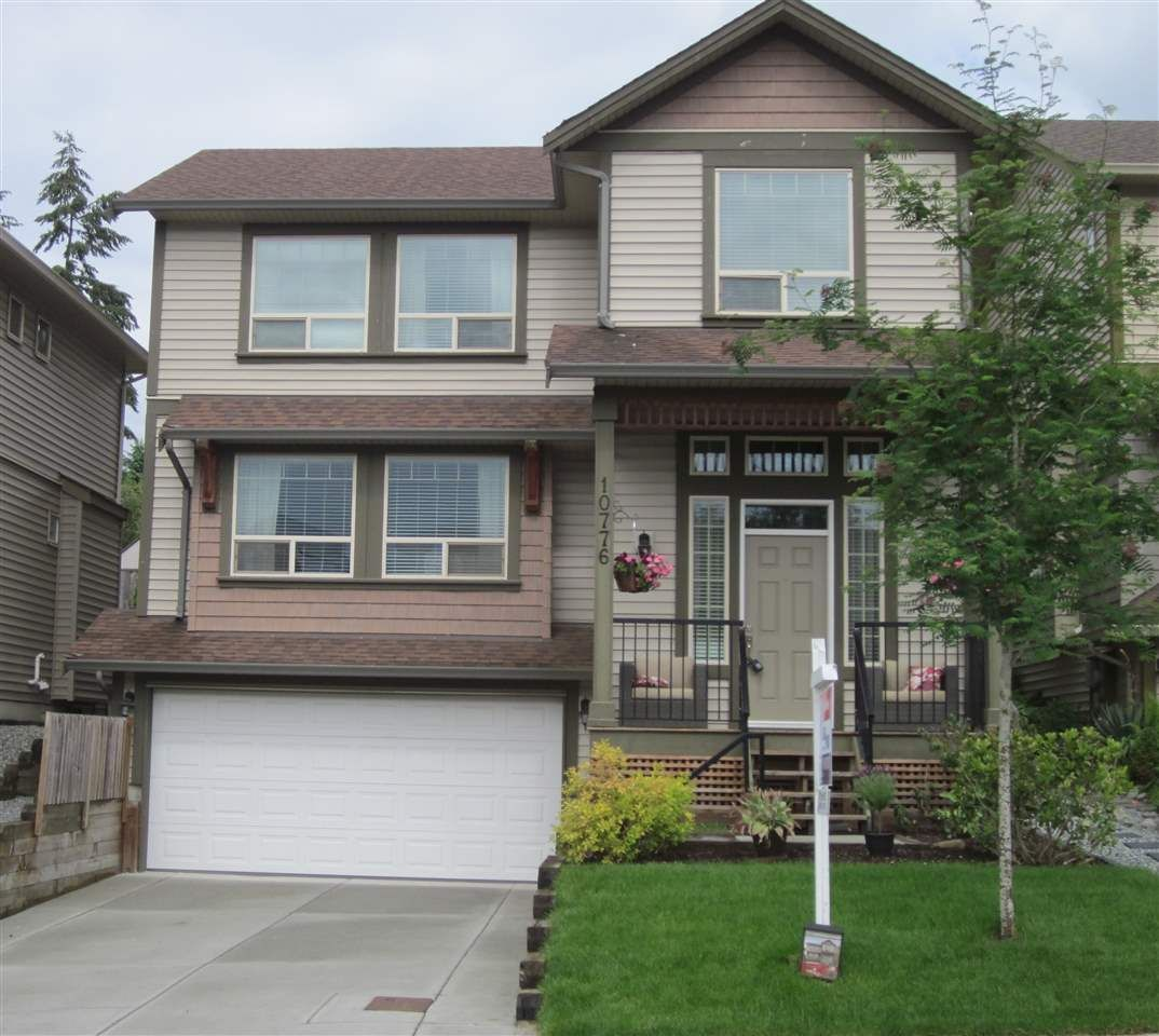 Main Photo: 10776 BEECHAM PLACE in Maple Ridge: Thornhill MR House for sale ()  : MLS®# R2071089