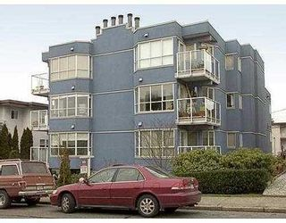 Photo 1: 104 2333 ETON Street in Vancouver East: Hastings Home for sale ()  : MLS®# V633191
