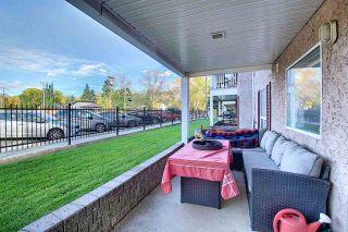 Photo 24: 111 10951 124 Street in Edmonton: Zone 07 Condo for sale : MLS®# E4230785