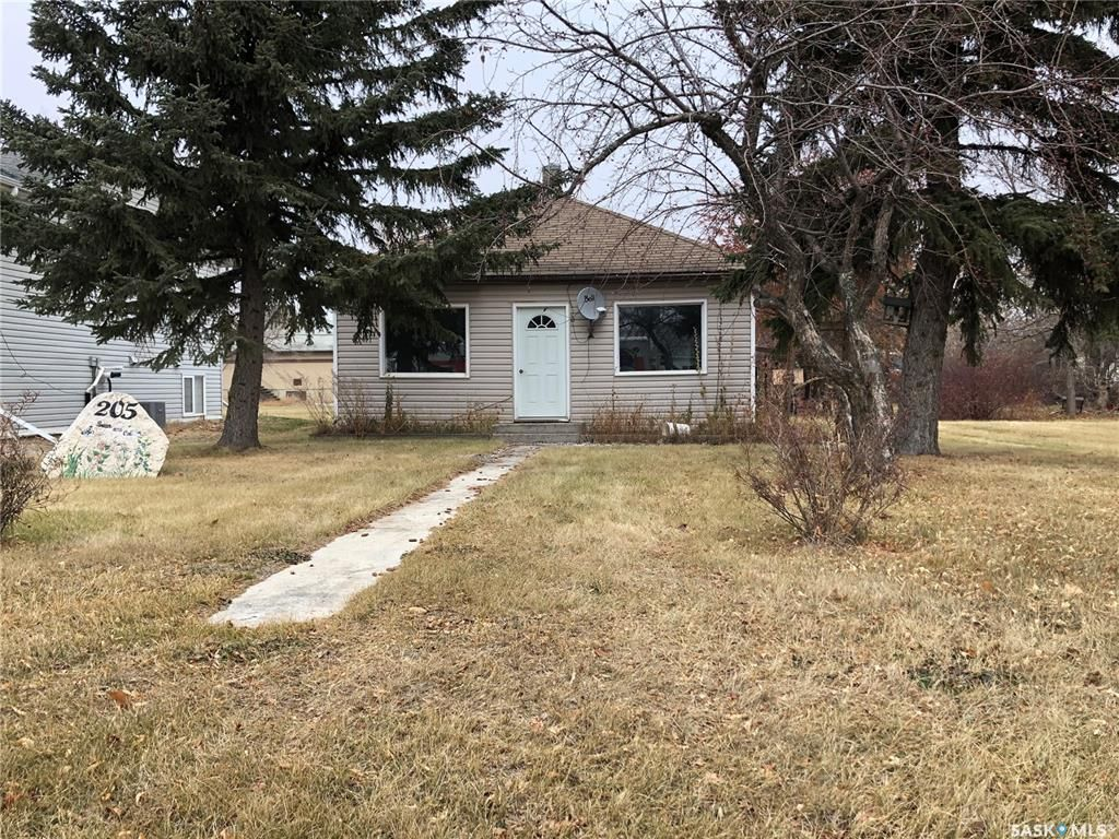 Main Photo: 205 2nd Avenue Northwest in Watson: Residential for sale : MLS®# SK831688