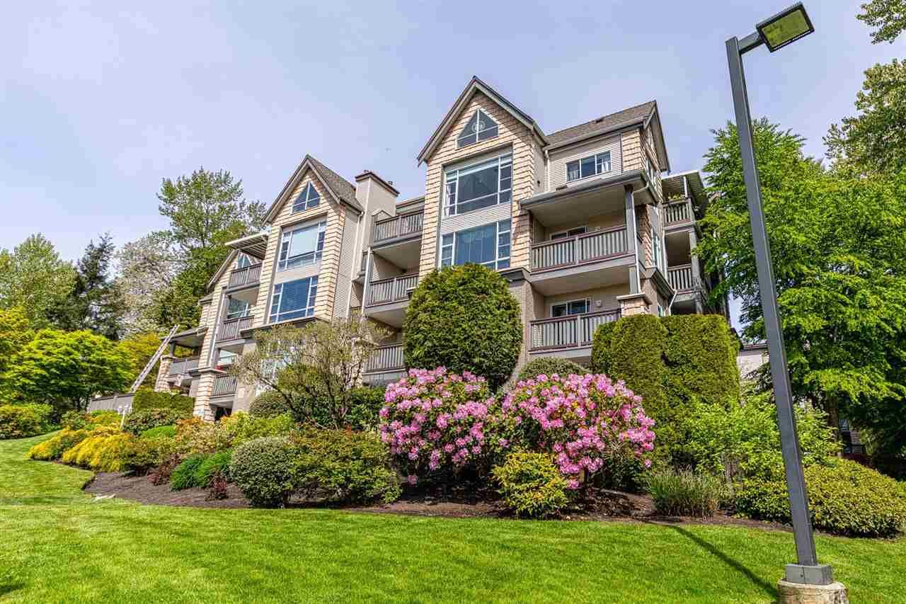 "Main Photo: 404 22233 RIVER Road in Maple Ridge: West Central Condo for sale in ""River Gardens"" : MLS®# R2574437"