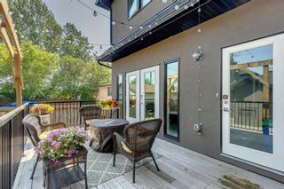 Photo 10: 452 18 Avenue NE in Calgary: Winston Heights/Mountview Semi Detached for sale : MLS®# A1130830