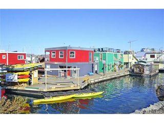Photo 17: 252 ontario St in VICTORIA: Vi James Bay Half Duplex for sale (Victoria)  : MLS®# 736021