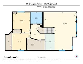 Photo 36: 91 Evanspark Terrace NW in Calgary: Evanston Detached for sale : MLS®# A1094150