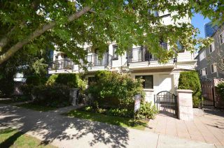 Photo 14: 6 1135 BARCLAY STREET in Vancouver: West End VW Townhouse for sale (Vancouver West)  : MLS®# R2148269
