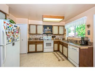 Photo 4: 1123 MILFORD AV in Coquitlam: Central Coquitlam House for sale : MLS®# V1124385