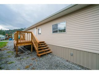 Photo 11: 24 9267 SHOOK Road in Mission: Hatzic Manufactured Home for sale : MLS®# R2405452