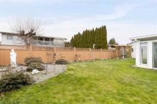 Photo 32: 46605 RAMONA Drive in Chilliwack: Chilliwack E Young-Yale House for sale : MLS®# R2533392