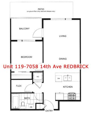 """Photo 11: 119 7058 14TH Avenue in Burnaby: Edmonds BE Condo for sale in """"REDBRICK"""" (Burnaby East)  : MLS®# R2294728"""