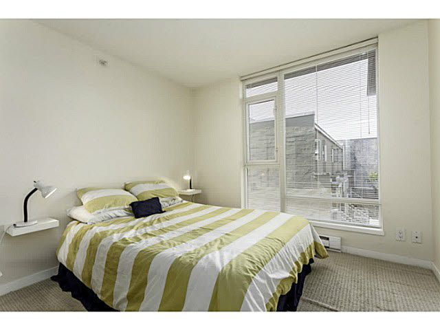"""Photo 9: Photos: 404 1650 W 7TH Avenue in Vancouver: Fairview VW Condo for sale in """"VIRTU"""" (Vancouver West)  : MLS®# V1079673"""