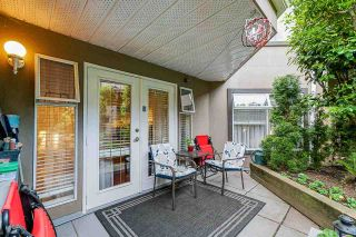 """Photo 22: 101 74 MINER Street in New Westminster: Fraserview NW Condo for sale in """"Fraserview"""" : MLS®# R2586466"""