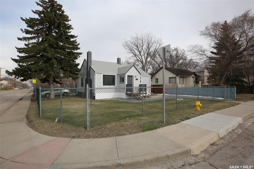 Main Photo: 1201 Athol Street in Regina: Washington Park Residential for sale : MLS®# SK850802