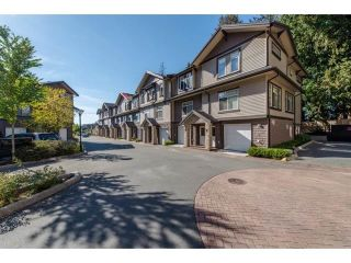 """Photo 1: 11 2950 LEFEUVRE Road in Abbotsford: Aberdeen Townhouse for sale in """"cedar landing"""" : MLS®# R2327293"""