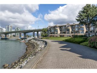 Photo 17: 101 1859 SPYGLASS Place in Vancouver: False Creek Condo for sale (Vancouver West)  : MLS®# V1054077