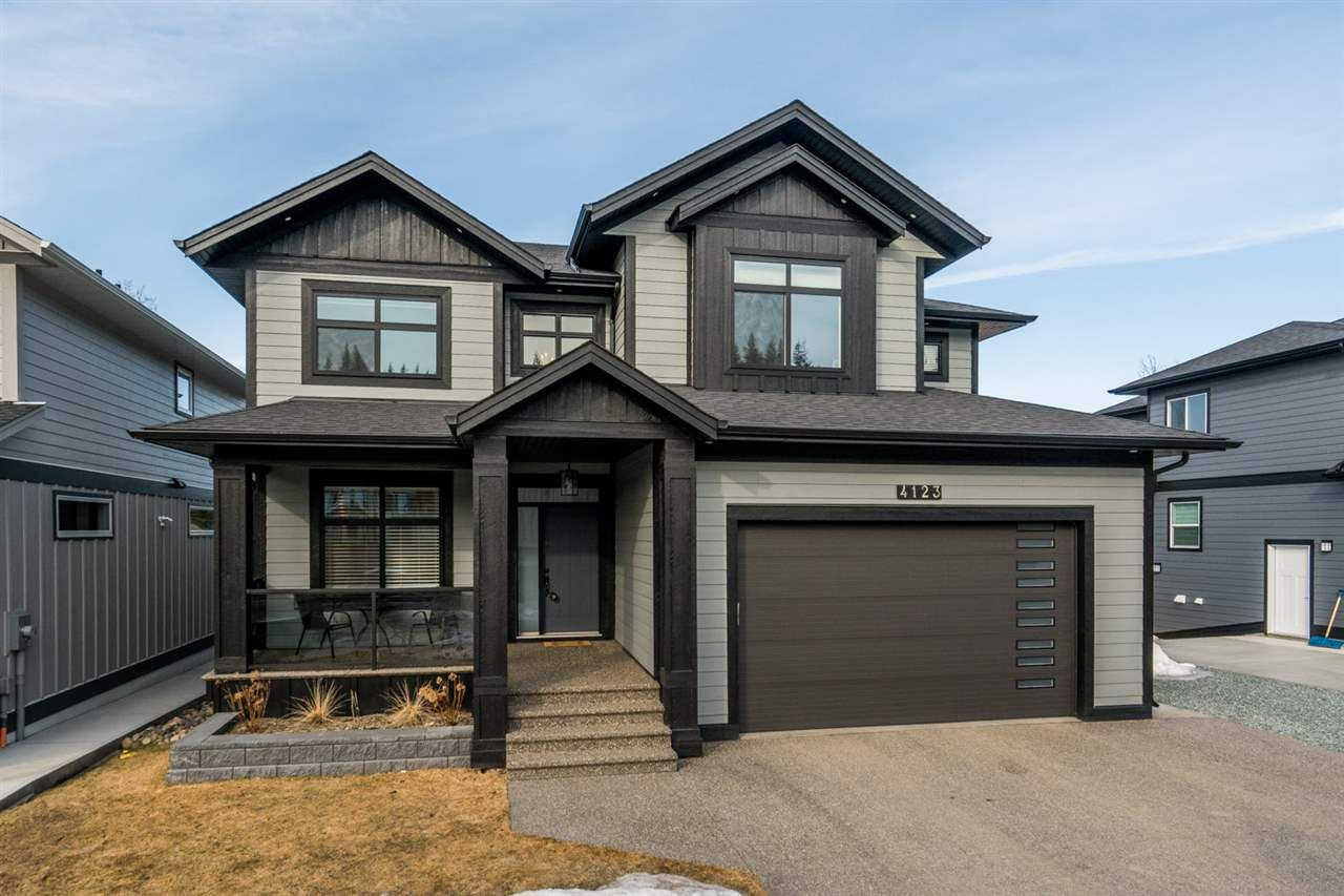 Main Photo: 4123 ZANETTE Place in Prince George: Edgewood Terrace House for sale (PG City North (Zone 73))  : MLS®# R2552369