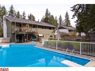 """Photo 2: 20712 39TH Avenue in Langley: Brookswood Langley House for sale in """"Brookswood"""" : MLS®# F1110432"""