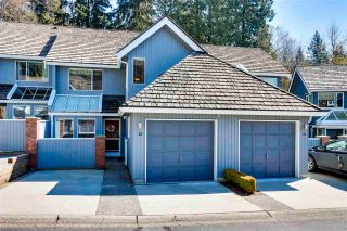 """Photo 1: 42 1925 INDIAN RIVER Crescent in North Vancouver: Indian River Townhouse for sale in """"Windermere"""" : MLS®# R2566686"""