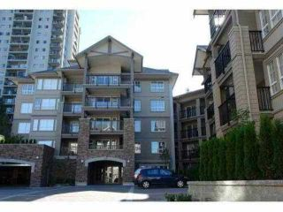 "Photo 1: 413 9283 GOVERNMENT Street in Burnaby: Government Road Condo for sale in ""SANDLEWOOD III"" (Burnaby North)  : MLS®# V827708"