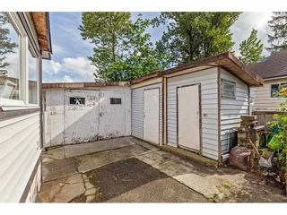 Photo 34: 35281 RIVERSIDE Road in Mission: Durieu Manufactured Home for sale : MLS®# R2582946