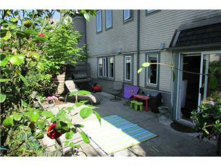"""Photo 13: 15 1215 BRUNETTE Avenue in Coquitlam: Maillardville Townhouse for sale in """"PLACE FONTAIN BLEAU"""" : MLS®# V1121730"""