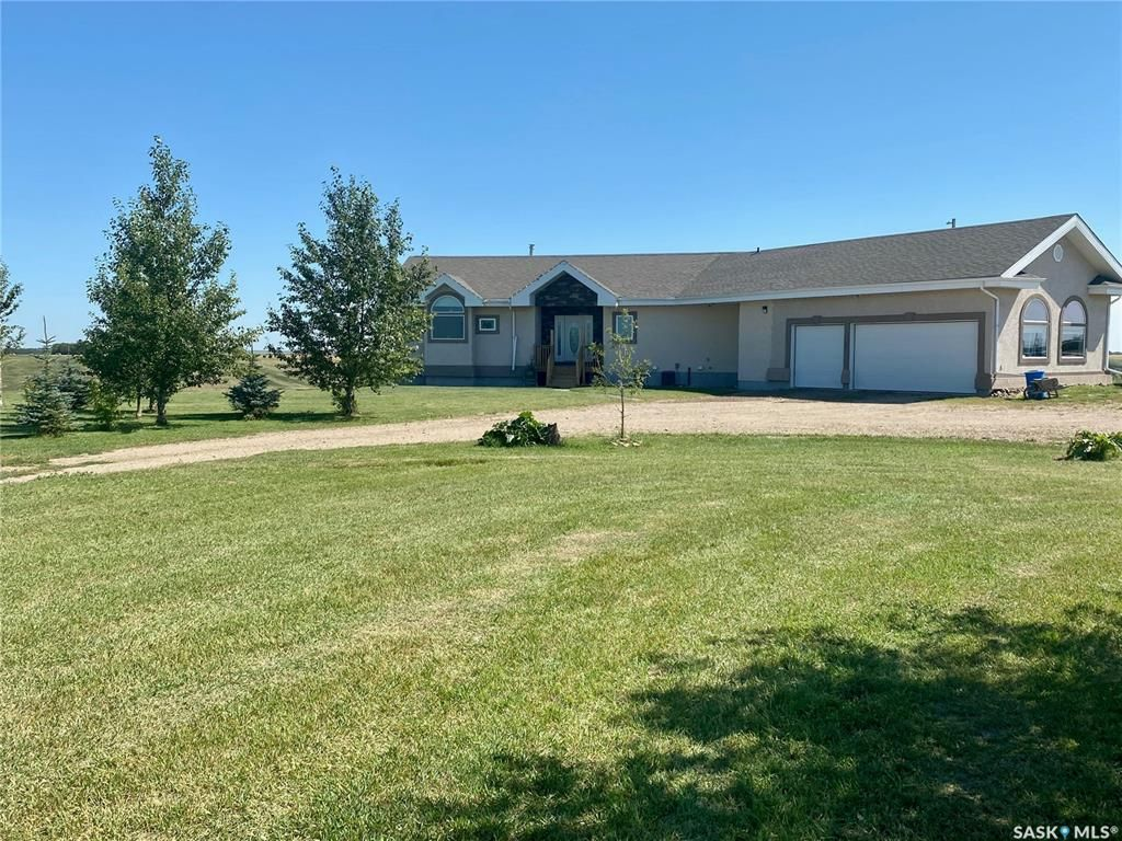 Main Photo: Worthington Acreage in Round Valley: Residential for sale (Round Valley Rm No. 410)  : MLS®# SK839608