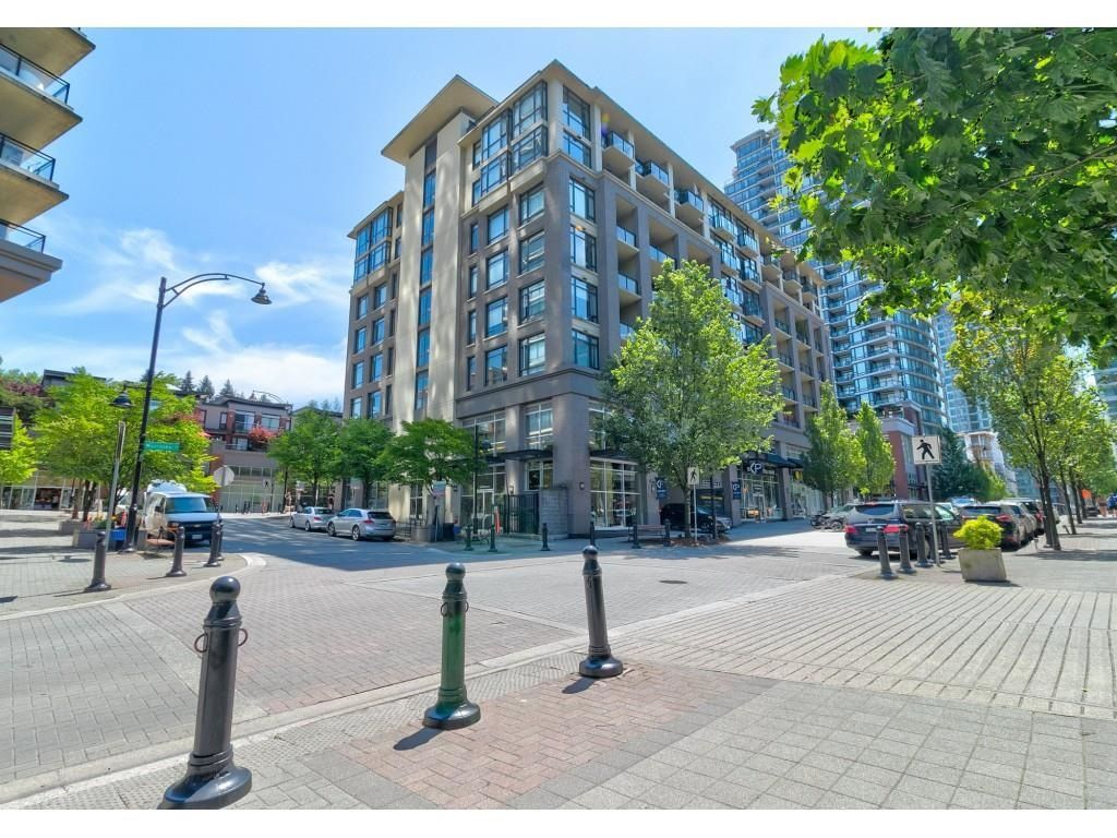 """Main Photo: 702 121 BREW Street in Port Moody: Port Moody Centre Condo for sale in """"ROOM AT SUTERBROOK"""" : MLS®# R2596071"""