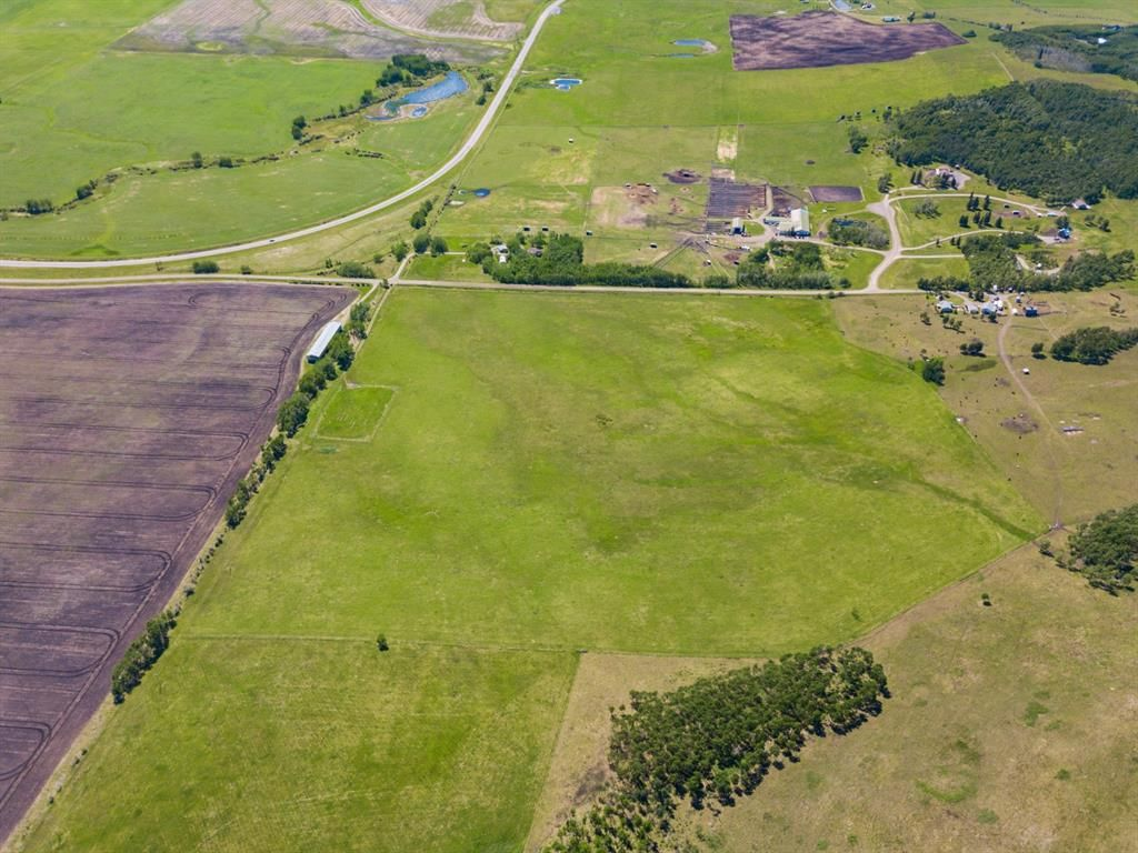 Main Photo: 208 Street W: Rural Foothills County Residential Land for sale : MLS®# A1120250