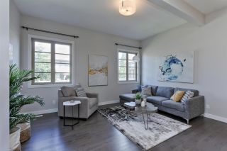 Photo 2: ANDERSON CO SW in Edmonton: Zone 56 House Half Duplex for sale : MLS®# E4161425