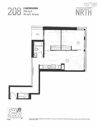 Photo 6: 208 2842-2856 Gottingen Street in Halifax: 3-Halifax North Residential for sale (Halifax-Dartmouth)  : MLS®# 202122569